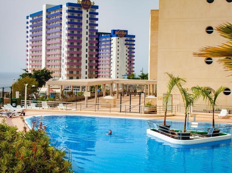 Апартамент Sol Paraiso, Playa Paraiso, Adeje