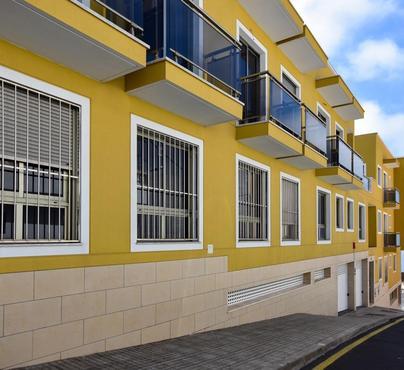Blok apartamentów Guia de Isora, Guia de Isora
