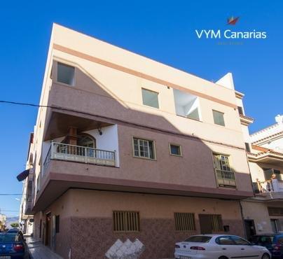 Gebäude El Fraile, Arona