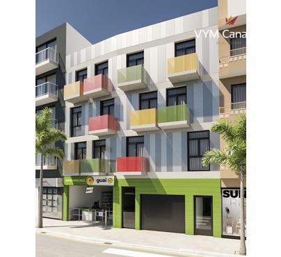 Building Montse, Los Cristianos, Arona