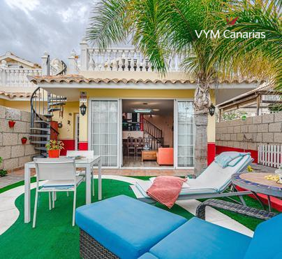 Townhouse – Half House Urb. Corazones del Palm Mar, Palm Mar, Arona