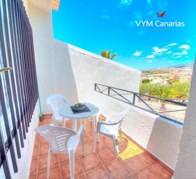 Апартамент Villas Canarias, Torviscas Alto, Adeje