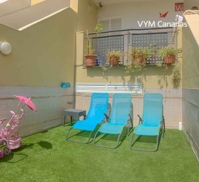 Apartament Oasis Fañabe, El Madroñal, Adeje