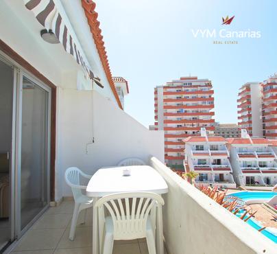 Apartamento – Ático Las Floritas, Playa de Las Americas – Arona, Arona
