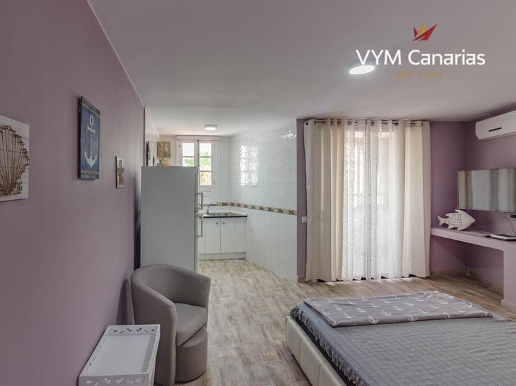 Apartament – Studio Parque Santiago II, Playa de Las Americas – Arona, Arona