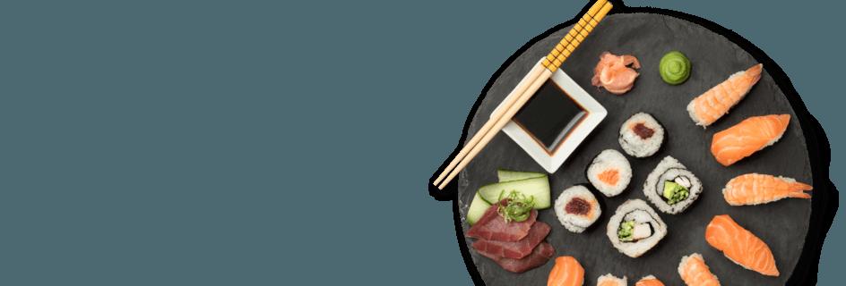 Drunken Sushi