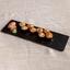 Spicy salmon maki roll