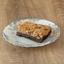 Μπισκότο με σοκολάτα, μαρμελάδα βατόμουρο & αμύγδαλα