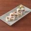 B16. Philadelphia maki (8 pcs) salmon with philadephia / ρολό με σολωμό και φιλαδέλφεια