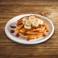Μπανάνα pancakes