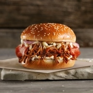 BBQ Pulled Beef