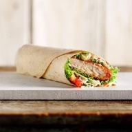 Chicken wrap με Caesar's sauce