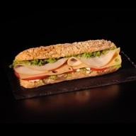 Sandwich πολύσπορο γαλοπούλα