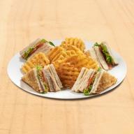 Club Sandwich Γαλοπούλα