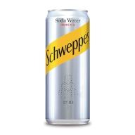 Schweppes σόδα 330ml