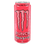 Monster ροζ - Pipeline Punch 500ml