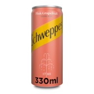 Schweppes Pink Grapefruit 330ml