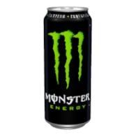 Monster πράσινο - Energy 500ml