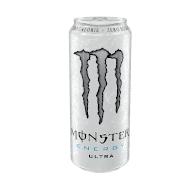 Monster λευκό - Ultra Zero 500ml