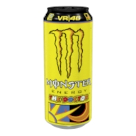 Monster κίτρινο - The Doctor 500ml