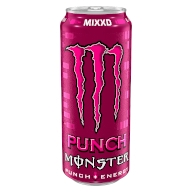 Monster punch MIXXD 500ml