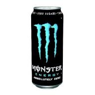 Monster μπλε - Αbsolutely zero 500ml