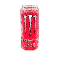 Monster κόκκινο - Ultra red 500ml