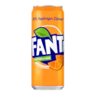 Fanta πορτοκάλι 330ml