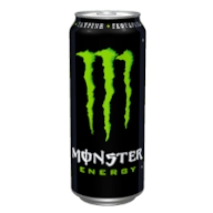 Monster πράσινο 500ml