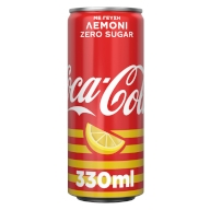 Coca-Cola zero lemon 330ml