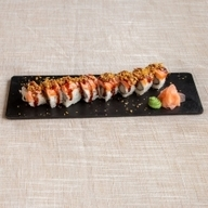 Imperial salmon roll