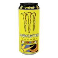 Monster κίτρινο - The Doctor 500ml