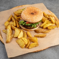 King burger Angus