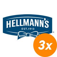 Κέρδισε 3x με τη Hellmann's!