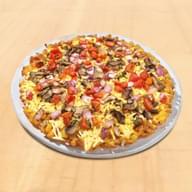 Πίτσα Crosscut Vegan