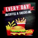 everyday coffee & snacks