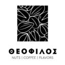 Θεόφιλος Nuts Coffee Flavors (Coffee bean an' donuts)