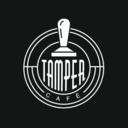 Tamper cafe