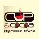 Cup & cocoa espresso stand