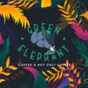 Green elephant cafe