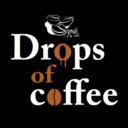 Drops of coffee
