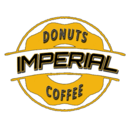 Imperial donuts and coffee