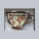 Industrial cup
