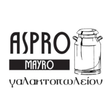 ΆΣΠΡΟ ΓΑΛΑΚΤΟΠΩΛΕΙΟ