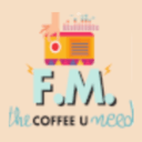 F. M. The coffee u need