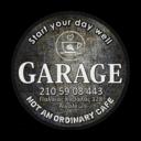 Garage not an ordinary café
