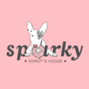 Sparky donuts house