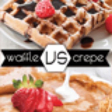 Waffle vs Crepe