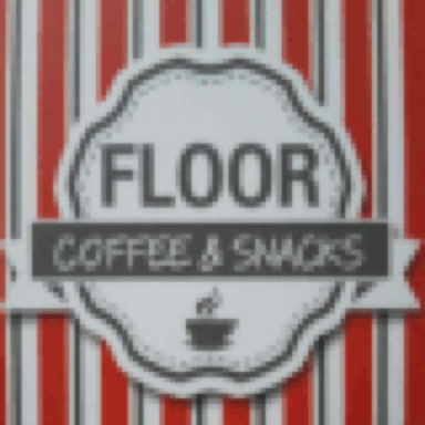 Floor coffee & snacks
