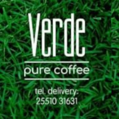 Verde coffee bar
